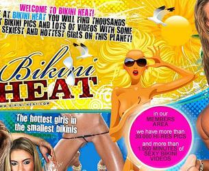 Bikini-Heat.com complete photo siterip