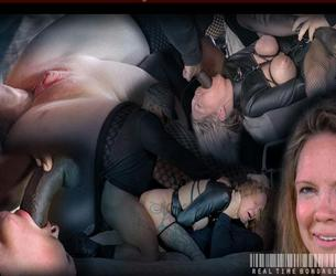 [RealTimeBondage.com] Rain DeGrey (Rain DeGrey is completely destroyed by brutal ANAL, DP while straightjacketed, cums hard! / 20-05-2014) [2014 g., BDSM, Double Penetration, Anal, Bondage, Fetish, Humilation, Torture, Hardcore, All Sex, HDRip, 720p]