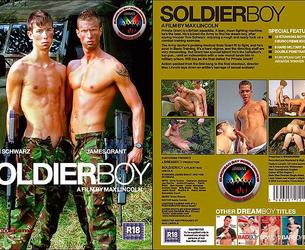 Soldierboy / Soldier Boy / Nowobrancy (Max Lincoln / Eurocreme / DreamBoy) [2006 g., anal/oral sex, soldiers, DVDRip]
