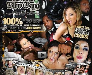 InterracialBlowbang - Siterip - 66 scenes in 720p