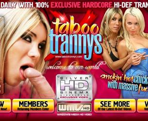 [Transsex] Melanie and Bruno (TabooTrannys.com) [2009 g., Transsex, SheMale, SiteRip, 720p]