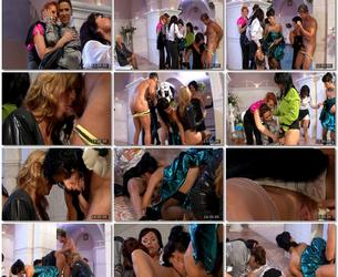 [MadSexParty] Cougar Crew 1080p