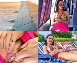 [porntraveling.com] Nowinka!! Hot travel sex stories from sunny Dahab / 8 dnej zhahacha Pussiki w Dahabe =) (8 äpizodow) [All sex, Outdoor,Teens][2011]