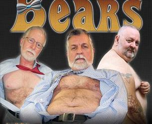 Well Dressed Bears / Horosho odetye medwedi (BearFilms.com) [2011 g., Hunks, Dads, Bears, Muscules, Big cocks, Group, Duet, Solo, Oral, Anal, Masturbation, Cumshots, Leather, SiteRip]