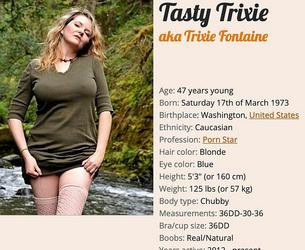 Onlyfans Trixie Fontaine aka Tasty Trixie  (70 vids) Megapack