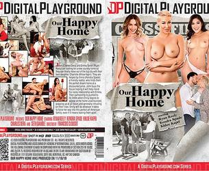 Our Happy Home / Nash Schastliwyj Dom (Francois Clousot ,Digital Playground) [2020 g., Feature Couples Affairs & Love Triangles All Sex , WEB-DL, 1080p]( Kendra Spade , Ryan Keely & Khloe Kapri ,Seth Gamble Charles Dera)