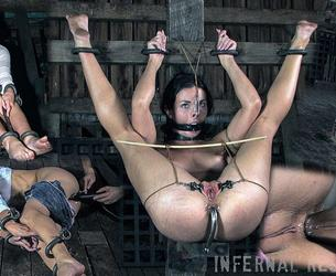 [InfernalRestraints.com] Wenona - A WENONA PIECE (04.09.2020 g.) [2020 g., BDSM, Bondage, Anal Play, Anal Hook, Toys, Dildo, Tits Torture, Torture, Caning, Vibrator, Spanking, Suspension, Whipping, Clothespins, SiteRip, 478p]