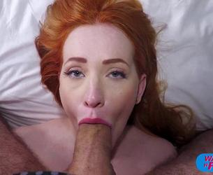 [WakeUpNFuck] Kiara Lord - Wunf 322 | Busty redhead gets Double Penetration (06.12.2020) 60fps [720p]