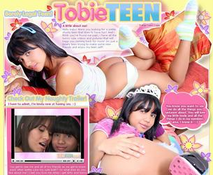 [TobieTeen.com] (30 rolikow) Pack / Tobie Teen [2010, Solo, Lesbo, All Sex, Anal, Teen, Latin]
