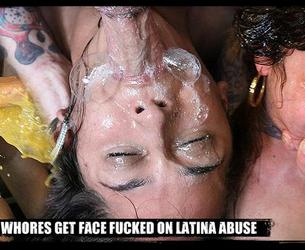 [LatinaAbuse.com] Latinskoe licewoe zloupotreblenie (201 rolik) [2005-2020, Latin, FaceFucking, Facial, DeepThroat, Humiliation, Rough sex]