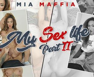 [TSVirtualLovers.com] Mia Maffia (My Sex Life / Part 2) [2018, Hardcore, Cowgirl, Blowjob, Shemale, Virtual Reality, VR, 4K, 1920p] [Oculus / Vive / Index]