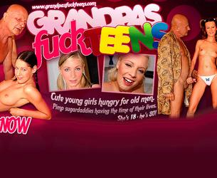 [GrandPasFuckTeens.com / 21Sextreme.com] (97 rolikow) MegaPack / Dedki Trahaüt Tinok [2006-2008, Asslicking (Rimming), Anal, BlowJob, Straight, Peeing (Pissing), Teen Sex, Old Man, Threesome]