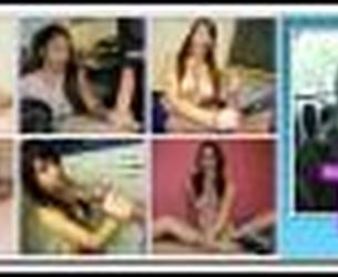 Compilation of jerking girls from Teentugs.com