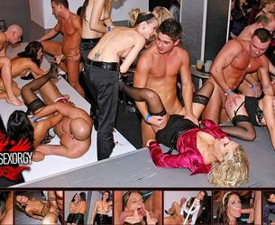 [DrunkSexOrgy.com / Orgymax.com] Carmen Black, Viki, Lexxis Brown, Nessa Devil, Rihanna Samuel, Cindy Gold, Mellie, Eliska, Mia i dr. (The Only Place To Be / dso2009-12-11) [2009 g., Sex, Party, Orgy, 720p]
