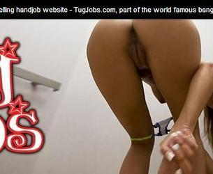 [Tugjobs.com / BangBros.com] SiteRip (43 rolika) Part2 [2013-2017 gg., Amateur, Blonde, Facial, Cumshot, Handjob, Blowjob, Natural Tits, Big Ass, 720p]