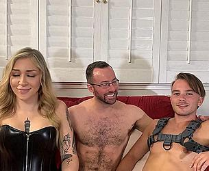 KinkyBites - Double-Dom Delight with Angelina Please, Luke Hudson, and Alex Hawk_October 12, 2020_480p.mp4