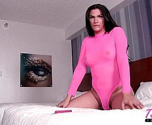 Candice Kane - Trans Latina Stunner Swallows Your Cock (12.10.2020)_480p.mp4