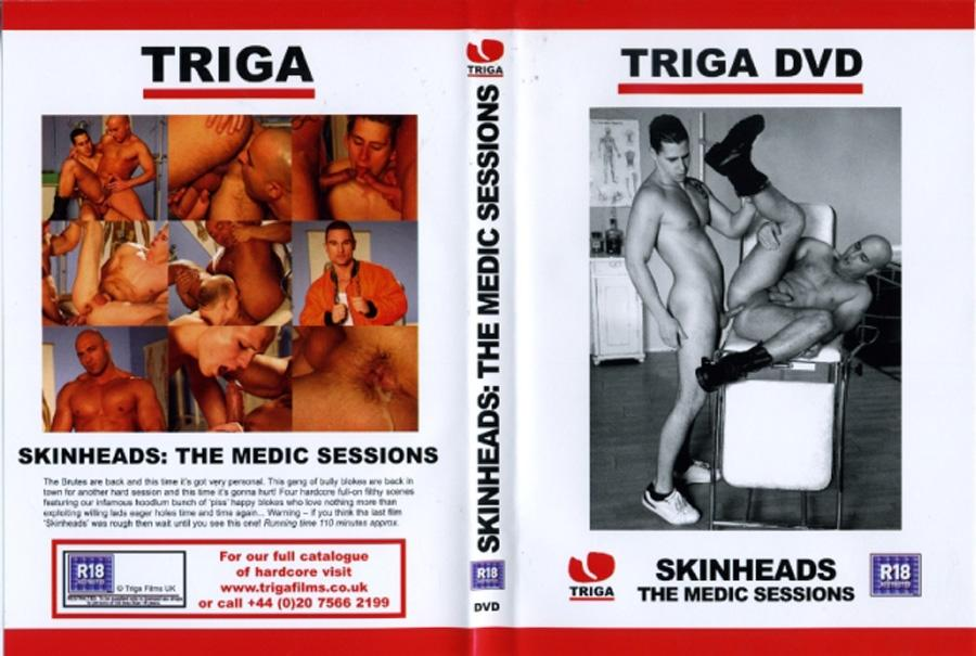 Skinheads: The Medic Sessions /