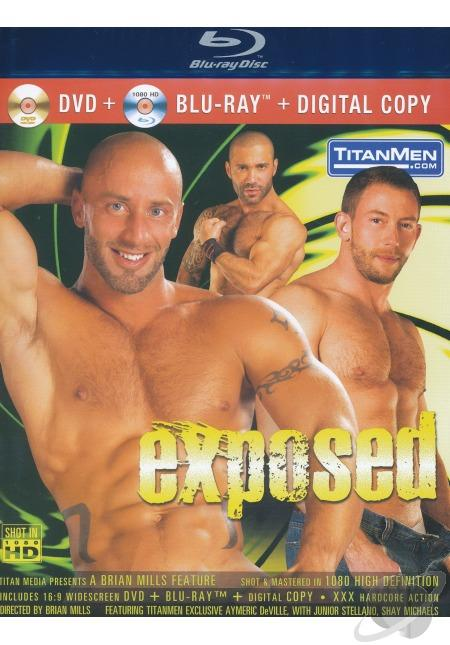 Exposed / Nezaschischönnyj (Brian Mills,
