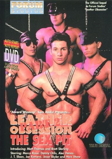 Leather Obsession 2: The Sex