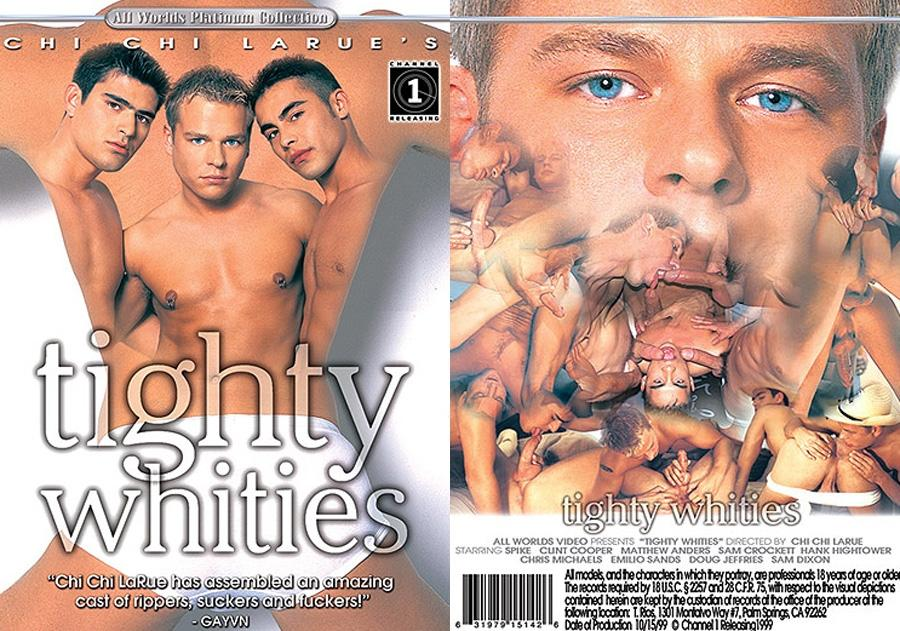 Tighty Whities / Oblegaüschie belye