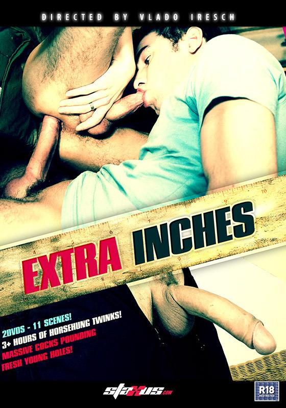 Extra Inches (2 DVD set)