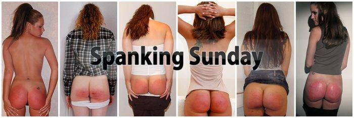 Spanking Sunday --- Pacific Force: